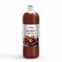 Колер универсальный Артеко №10 Красно-коричневый 1л., фото 1