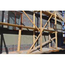 Сетка строительная базальтовая ССБ LIGRIL (1х50м) 14х8мм, фото 1