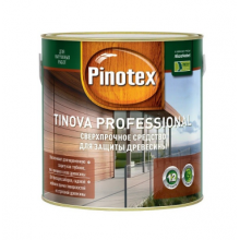 Деревозащитное средство PINOTEX Tinova Professional база под колеровку CLR 4.85 л., фото 1