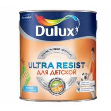 Краска DULUX Ultra Resist для детской BW 5 л., фото 1