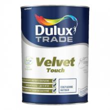 Краска DULUX TRADE Velvet Touch в/д матовая bs BW 5 л., фото 1