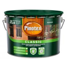 Пропитка для древесины PINOTEX Classic Калужница 9 л., фото 1