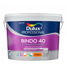 Краска DULUX Professional 'BINDO-40' полуглянцевая 9 л. BW, фото 1