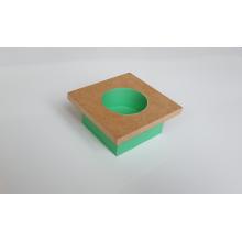 Подрозетник-короб звукоизоляционный TichoBlock 1, фото 1