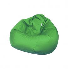 """Бескаркасное кресло-мешок """"Pear"""" зеленый (300л), фото 1"""
