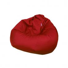 """Бескаркасное кресло-мешок """"Pear"""" красный (300л), фото 1"""