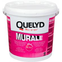 Клей для настенных покрытий и потолка QUELYD MURALE 10кг, фото 1