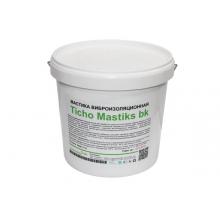 Мастика виброизоляционная (герметик) Ticho Mastiks-bk (5кг), фото 1