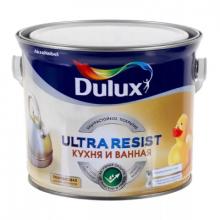Краска DULUX Ultra Resist Кухня и Ванная BW 5 л., фото 1