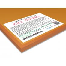 Панель звукоизоляционная KillSound 1200x800x21мм (30,7кг), фото 1