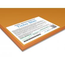 Панель звукоизоляционная Ticho Slim 1200x800x8мм (10,5кг), фото 1