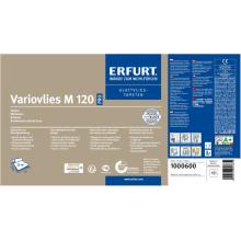 Обои флизелиновые гладкие Erfurt Variovlies M 120 (рулон 25 м2), фото 1