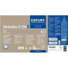 Обои флизелиновые гладкие Erfurt Variovlies V 130 (рулон 25 м2), фото 1