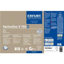 Обои флизелиновые гладкие Erfurt Variovlies V 150 (рулон 25 м2), фото 1