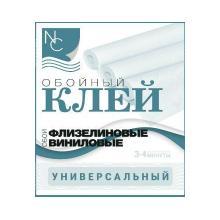 Клей для флизелиновых и виниловых обоев NC (300гр), фото 1