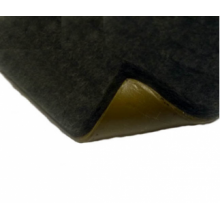 Звукоизоляционная двухслойная мембрана АБЭКС-М-КОМБИ 14мм. (рулон 3м2), фото 1