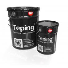Наливной пол Тэпинг 205С двухкомпонентный эпоксидный,  комплект 26.8 кг., фото 1
