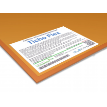 Панель звукоизоляционная Ticho Flex 1200x800x4мм (5,3кг), фото 1