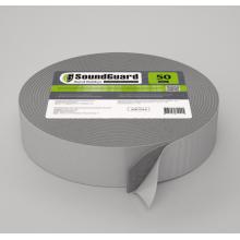 SoundGuard Band Rubber 50 мм Самоклеящаяся демпферная каучуковая лента для виброизоляции шириной 50 мм, фото 1