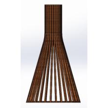 Светильник потолочный Tapering-S Lite (H=450 мм, D=250 мм), фото 1