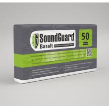 Звукопоглощающая плита SoundGuard Basalt  50мм 2,4м2, фото 1