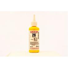 Колер универсальный Mixol №26(80 ml) желтый прочный, фото 1