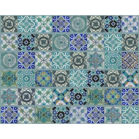 Ламинат 32 кл. Classen Loft Керамика Цветная арт.43058 8 мм., фото 1