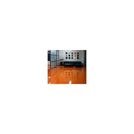Наливной пол Тэпинг 205С двухкомпонентный эпоксидный,  комплект 26.8 кг., фото 6