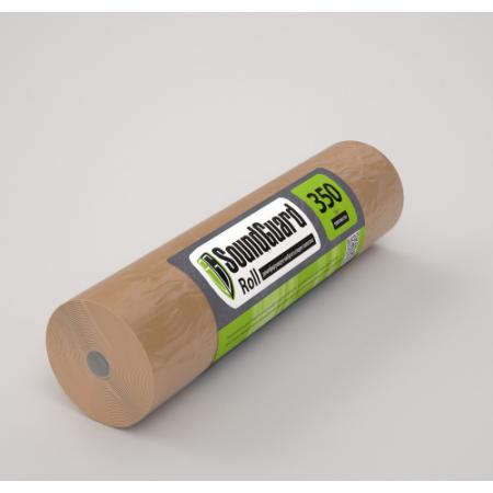 Демпферная подложка SoundGuard Roll (рулон 15м2), фото 1