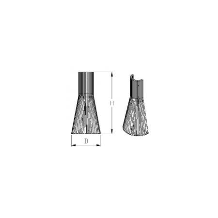 Светильник настенный (бра) Design Lite (H=480, D=250), фото 1