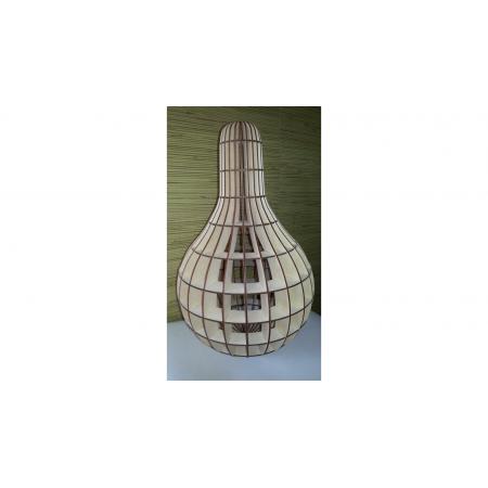 Светильник потолочный Pear Lite (H=540 мм, D=340 мм), фото 7