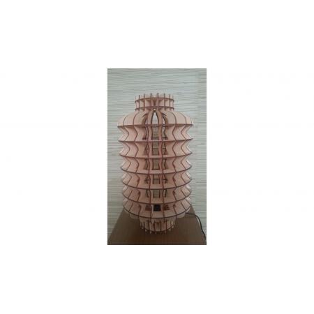 Светильник напольный Torre Lite-L (H=800 мм, D=450 мм), фото 2