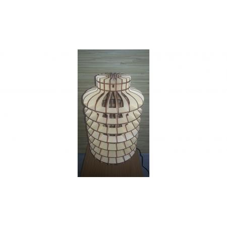 Светильник напольный Torre Lite-L (H=800 мм, D=450 мм), фото 1