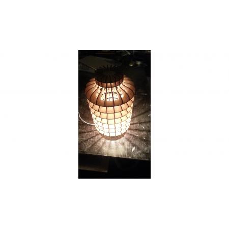 Светильник напольный Torre Lite-L (H=800 мм, D=450 мм), фото 3