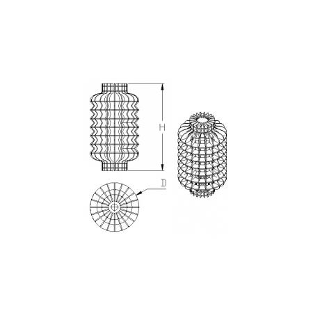 Светильник напольный Torre Lite-S (H=450мм, D=250мм), фото 5