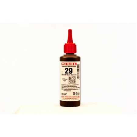 Колер универсальный Mixol №29(80 ml) черный бриллиант, фото 1