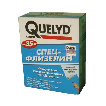Клей для флизелиновых обоев QUELYD СПЕЦ-ФЛИЗЕЛИН (300гр), фото 1