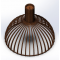 Светильник потолочный Semisfera-L Lite (H=720, D=785), фото 1