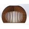 Светильник потолочный Sferica-M Lite (H=285, D=430), фото 1